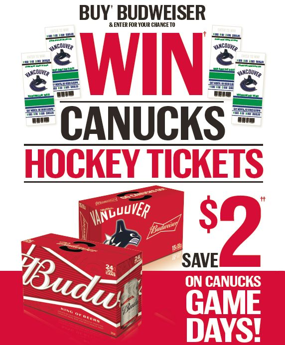 WIn Canucks Tickets at SpringsGroup Locations