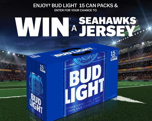 Win a Seahawks Jersey