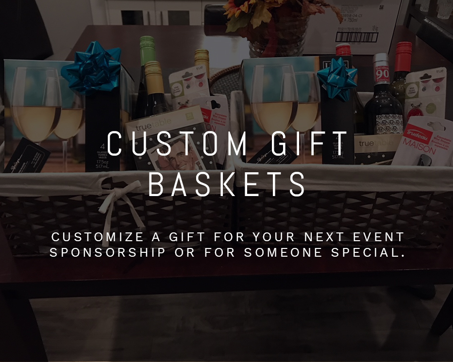 Customize a Gift Basket
