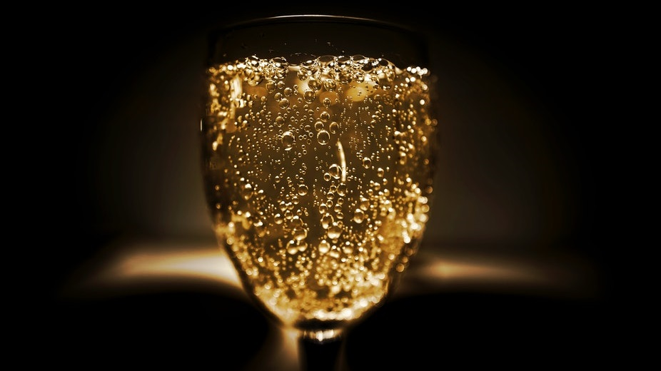 Blended Sparkling Wine