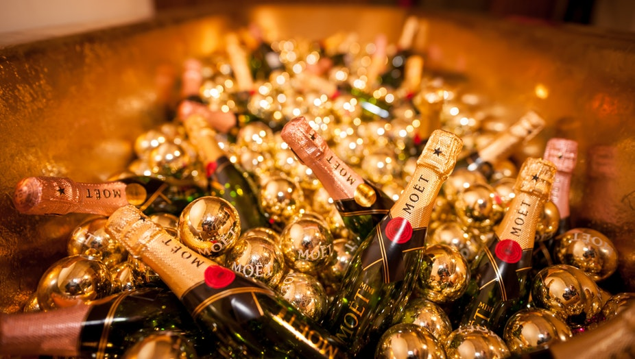 Champagne Options for New Years
