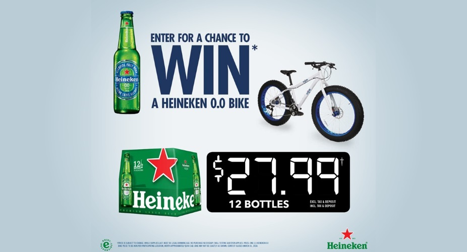 Heineken Bike Contest 2019