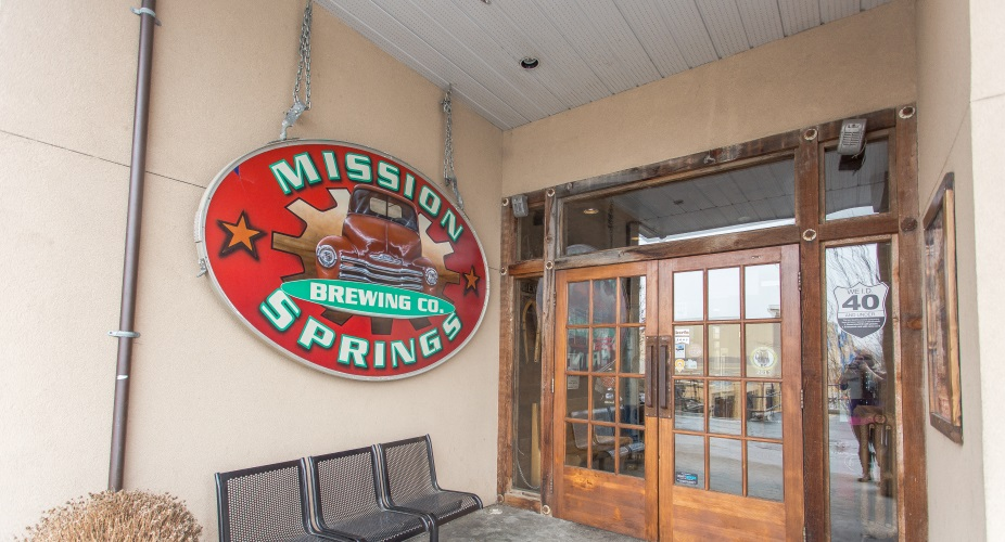 Springs group Mission Springs restaurant