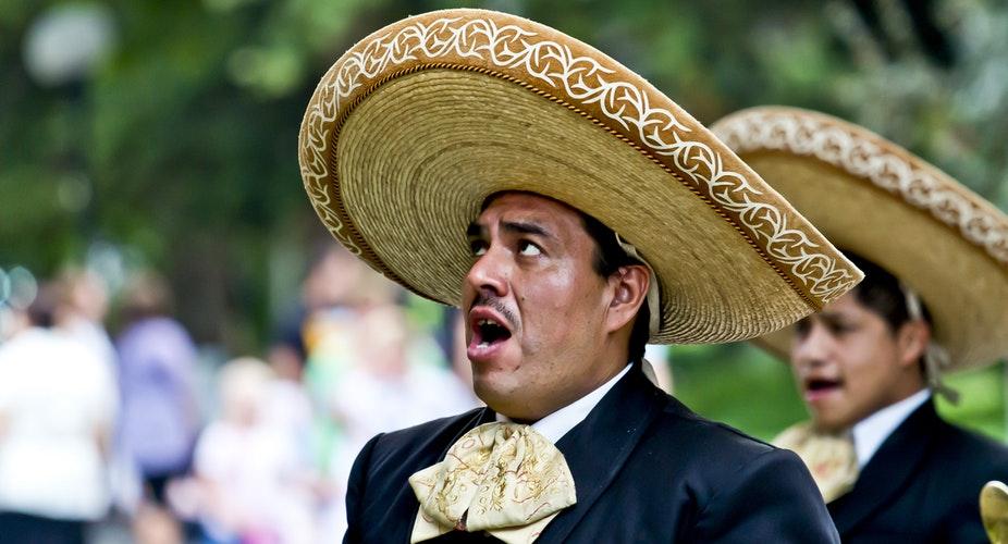 Cinco De Mayo singer