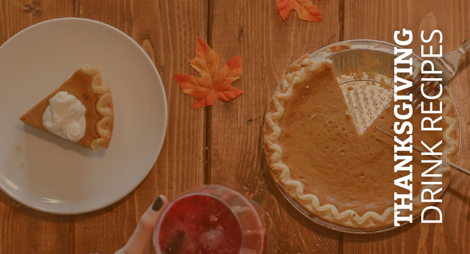 Thanksgiving Drink Recipes