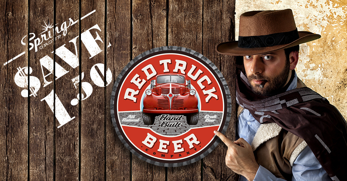 Red Truck 8 Packs Sale