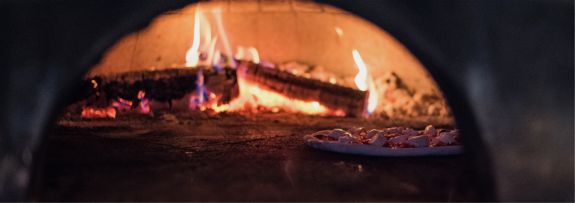 Wood Fired ovens imported from Napoli, Italy