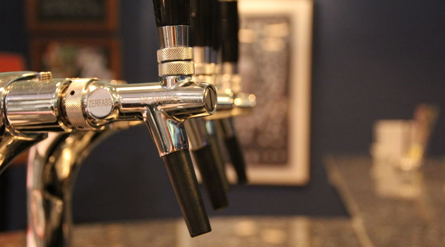 A bevvy of taps