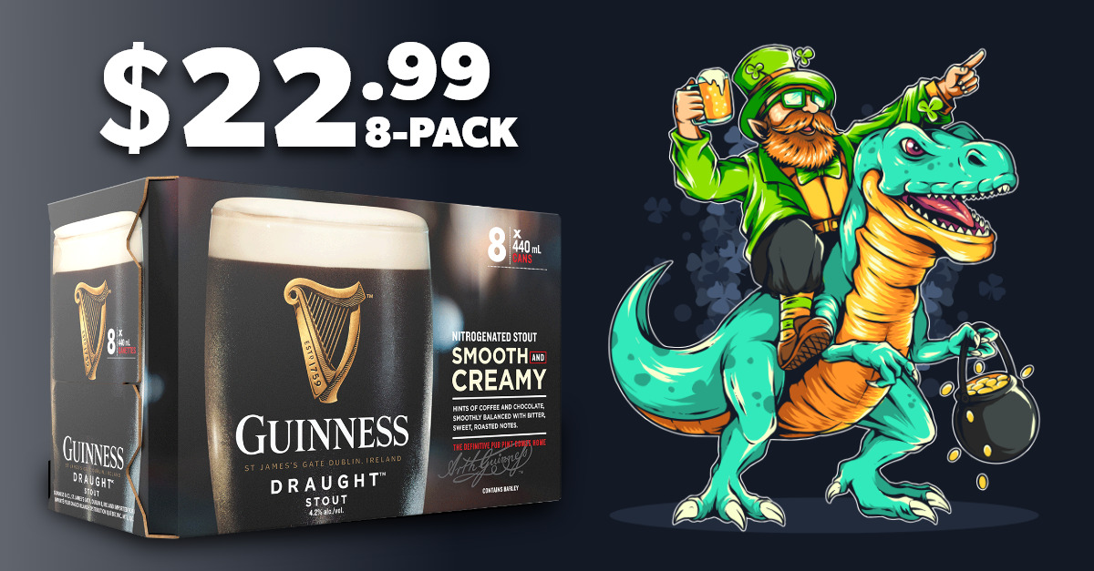 Guinness on Sale