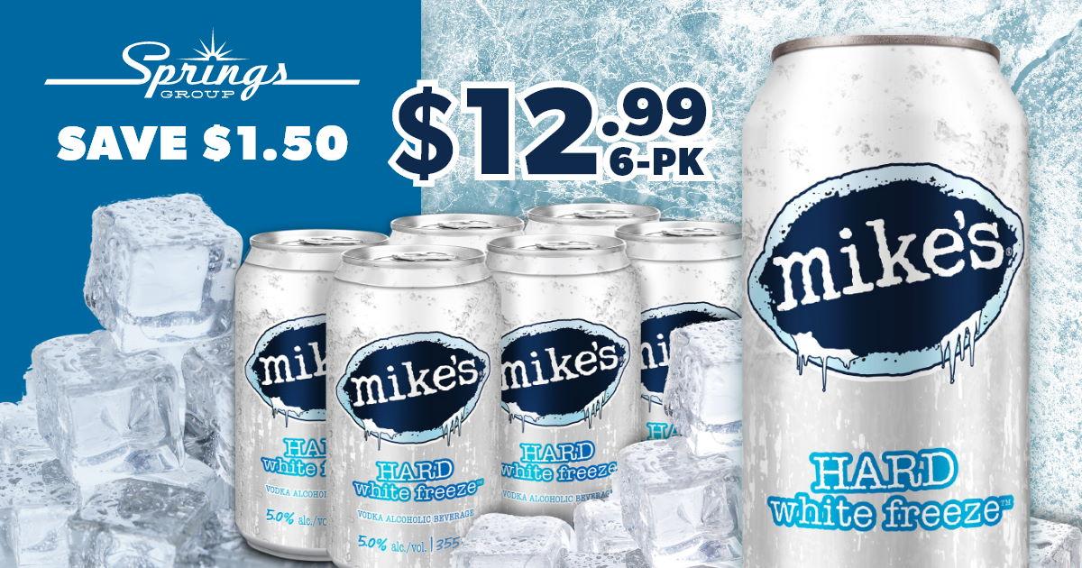Mike's hard white freeze