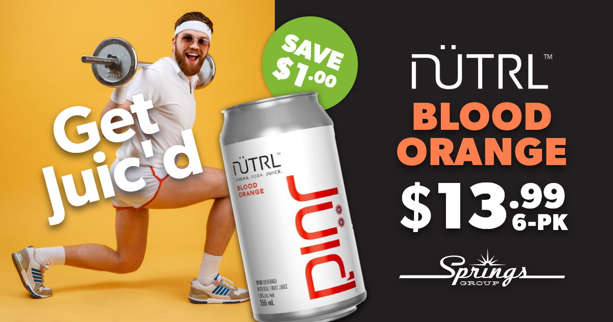 Nutrl blood orange