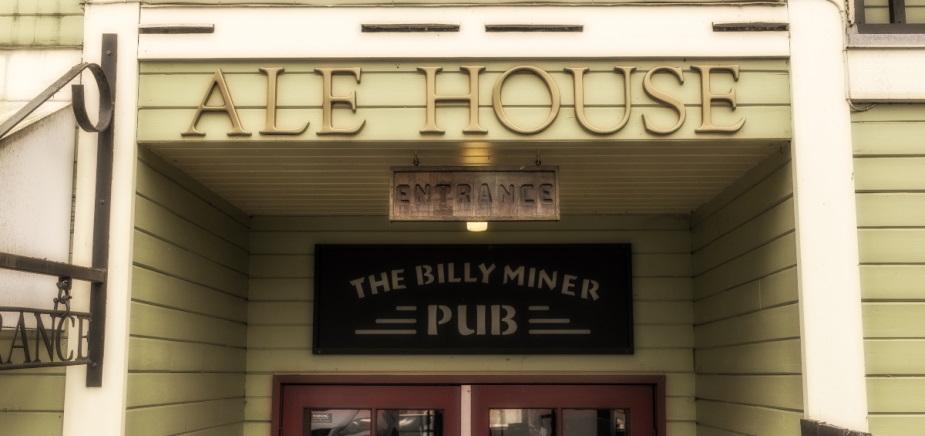 Billy Miner Doorway