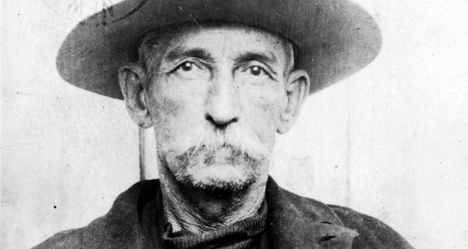 Billy Miner Portrait