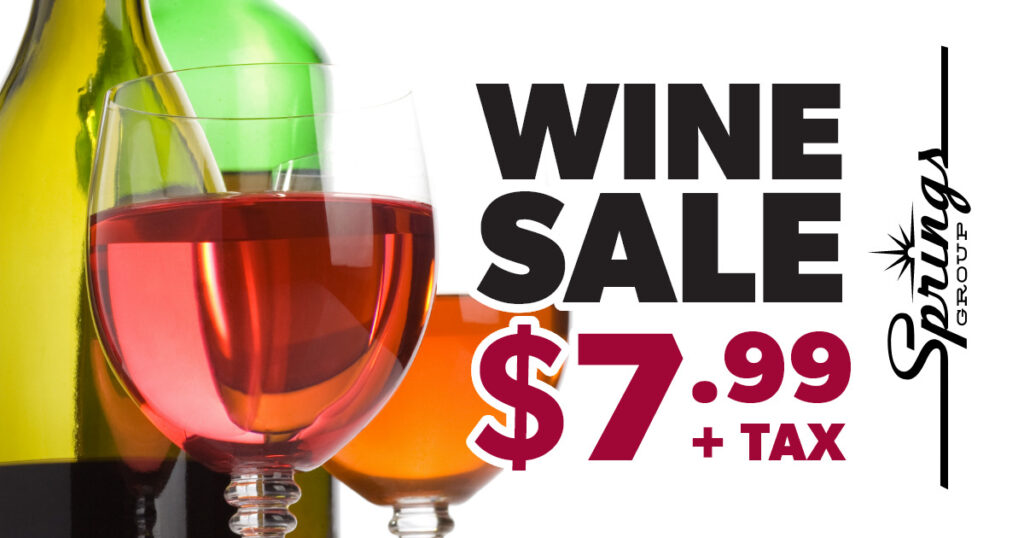 Wine Sales all the time